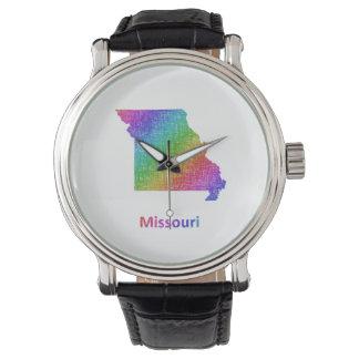 Missouri Wrist Watches