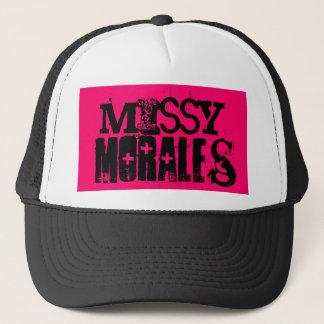 missy morales trucker hat