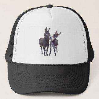 """""""Missy's Donkeys"""" Hat"""