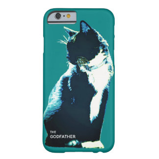 Mista Boo Tuxedo Cat iPhone Case