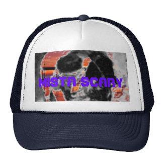 Mista SCARY Sunset Skull Baseball Hat - Customized