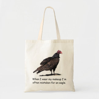 MISTAKEN FOR AN EAGLE TOTE BAG
