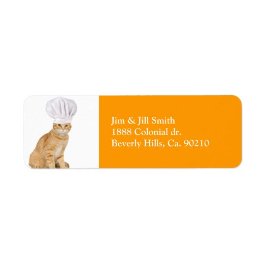 Mister Cat Chef To You