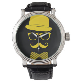 Mister hipster watch
