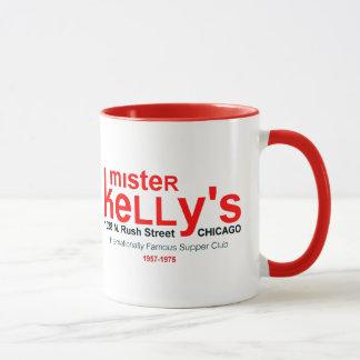 Mister Kelly's Supper Club, Rush St., Chicago, IL Mug