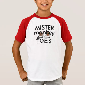 MISTER MONKEY TOES T-Shirt