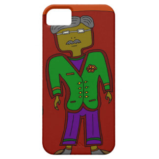 Mister Sophisticate Case For The iPhone 5