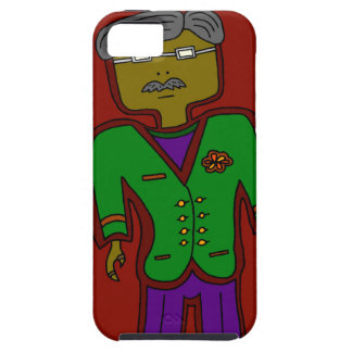Mister Sophisticate iPhone 5 Cases