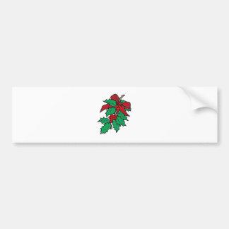 Mistletoe Bumper Sticker