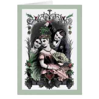 Mistletoe - Card (Customize)