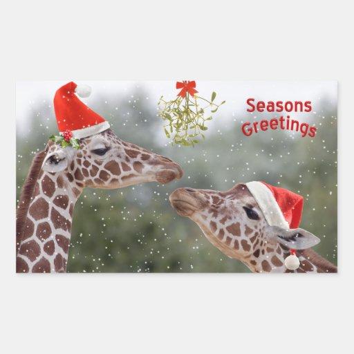 Mistletoe Moments Sticker