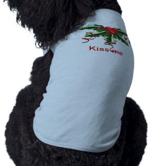 Mistletoe Tank Dog Clothes