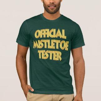 Mistletoe Tester T-shirt