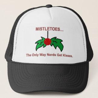 mistletoes trucker hat