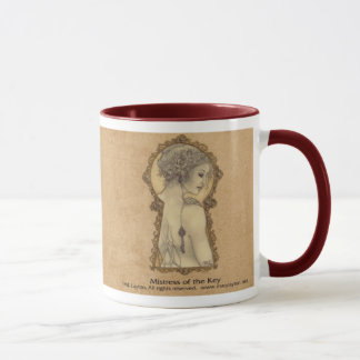 Mistress of the Key Mug
