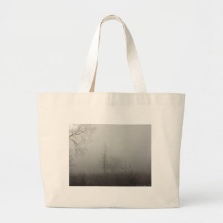 MIstscape Large Tote Bag