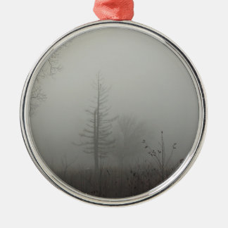 MIstscape Metal Ornament