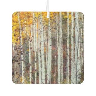 Misty Birch Forest Air Freshener
