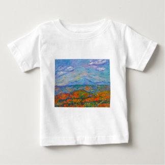 Misty Blue Ridge Autumn Baby T-Shirt