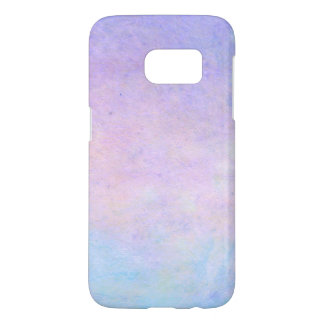 Misty Blue - Samsung Galaxy S7, Barely There Samsung Galaxy S7 Case