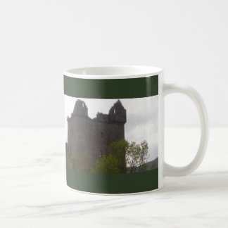 Misty Castles in the Morning Coffee Mug
