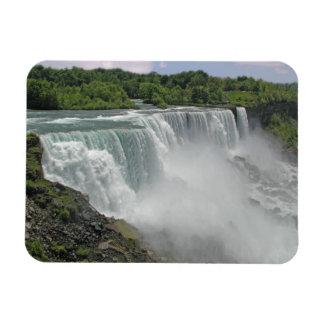 Misty Falls Premium Magnet