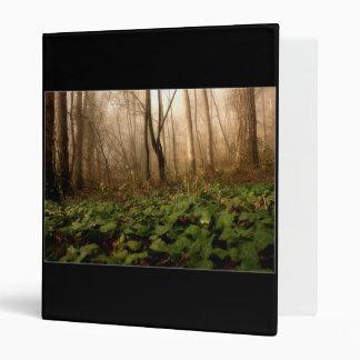 Misty Forest Binder