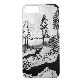 Misty Forest Phone Case