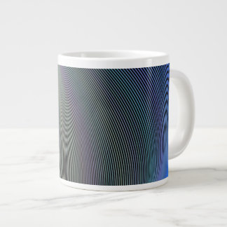 Misty hypnosis large coffee mug
