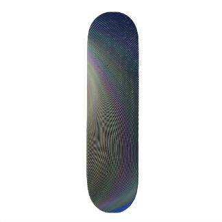 Misty hypnosis skateboard deck