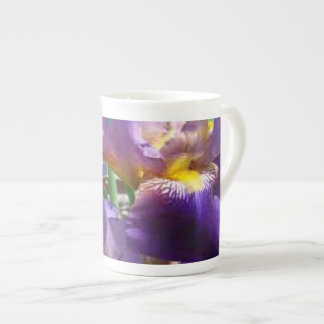 Misty Iris Bone China Mug