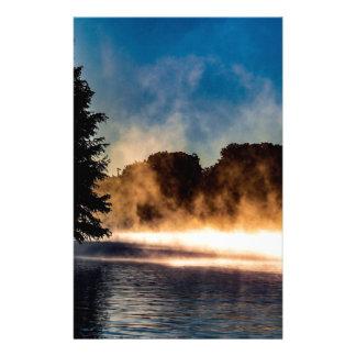 Misty Lake Stationery