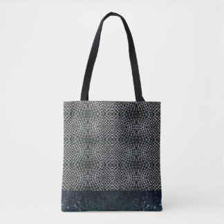 Misty Metal Tote Bag