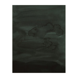 Misty Morning Abstract Wall Art Wood Canvases