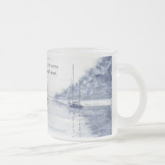 'Misty Morning (Christian)' Mug