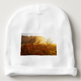 Misty Morning in the Country Baby Beanie