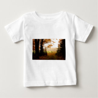 Misty Morning in the Country Baby T-Shirt