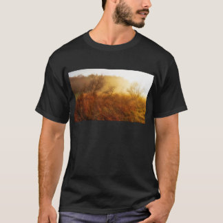 Misty Morning in the Country T-Shirt