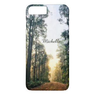Misty Morning in the Forest Case-Mate iPhone Case