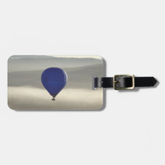 Misty Morning Luggage Tag