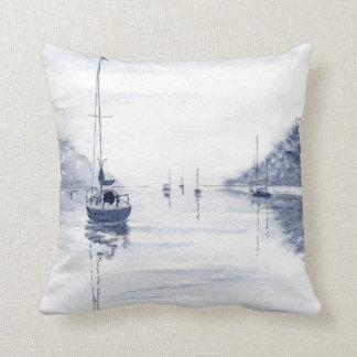 'Misty Morning' Pillow