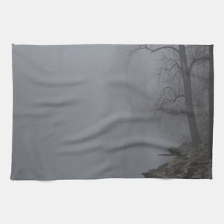 Misty Morning Towels