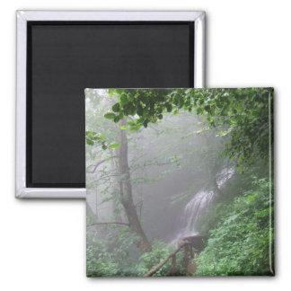 Misty Mountain Magnet