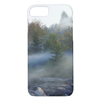 Misty Mountain Morning iPhone 7 Case