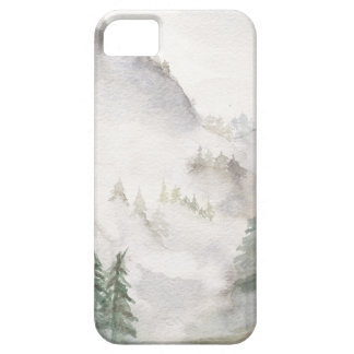Misty Mountains Case For The iPhone 5