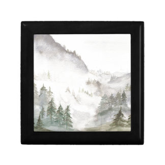 Misty Mountains Gift Box