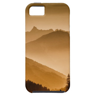 Misty mountains iPhone 5 cases