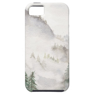 Misty Mountains iPhone 5 Cover