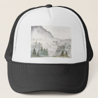 Misty Mountains Trucker Hat