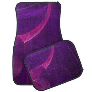 Misty Purple Car Mat